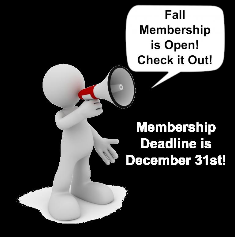 fall membership